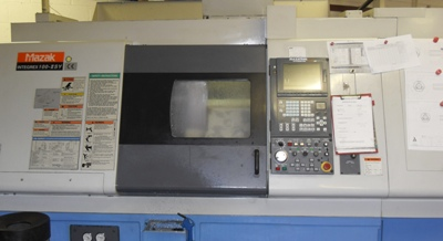 Arrow Precision Mazak