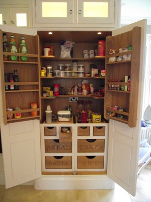 O'Connors cupboard